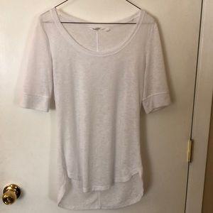 Athleta Linen T-shirt